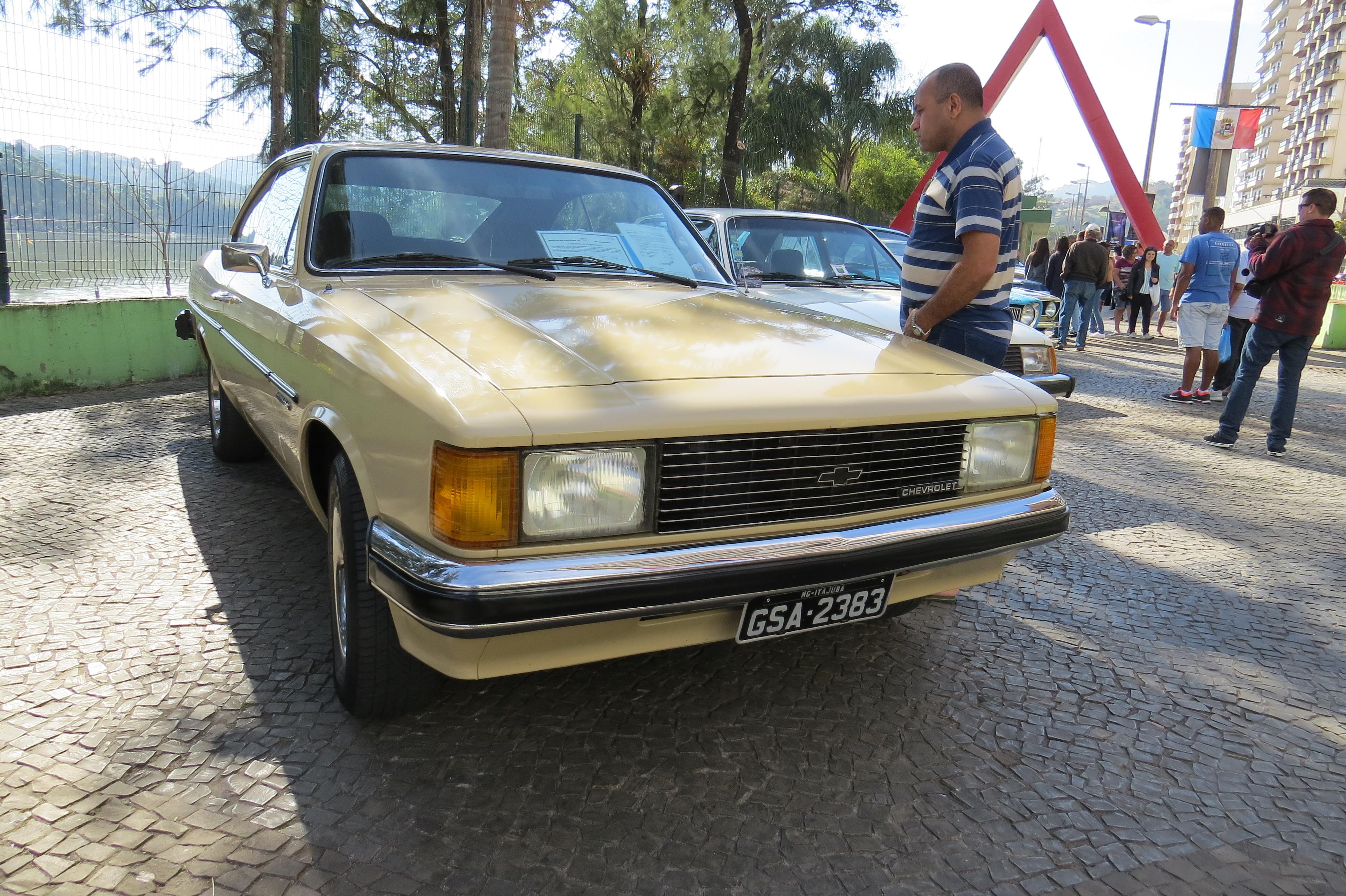 IMG 4981 - II VINTAGE CAR SÃO LOURENÇO