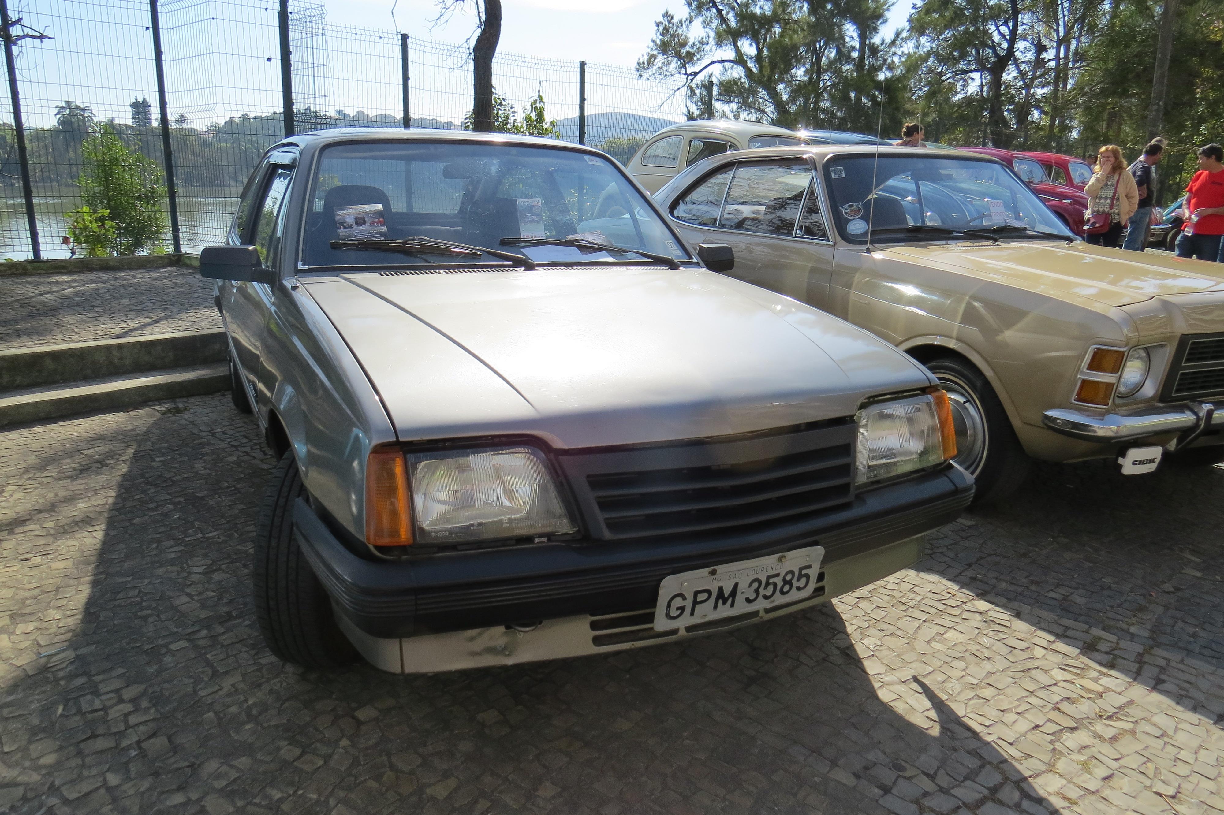 IMG 5009 - II VINTAGE CAR SÃO LOURENÇO