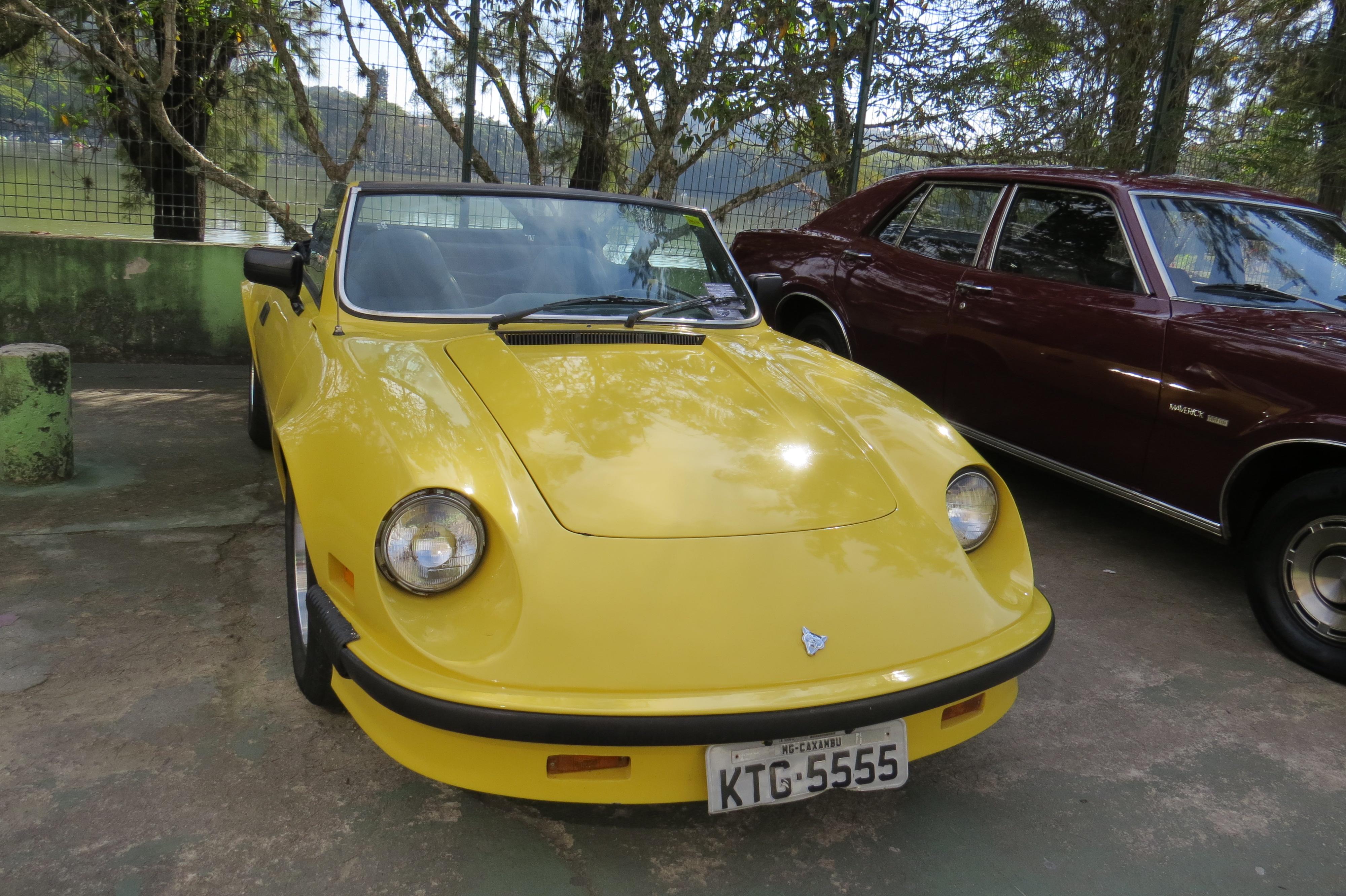 IMG 5033 - II VINTAGE CAR SÃO LOURENÇO