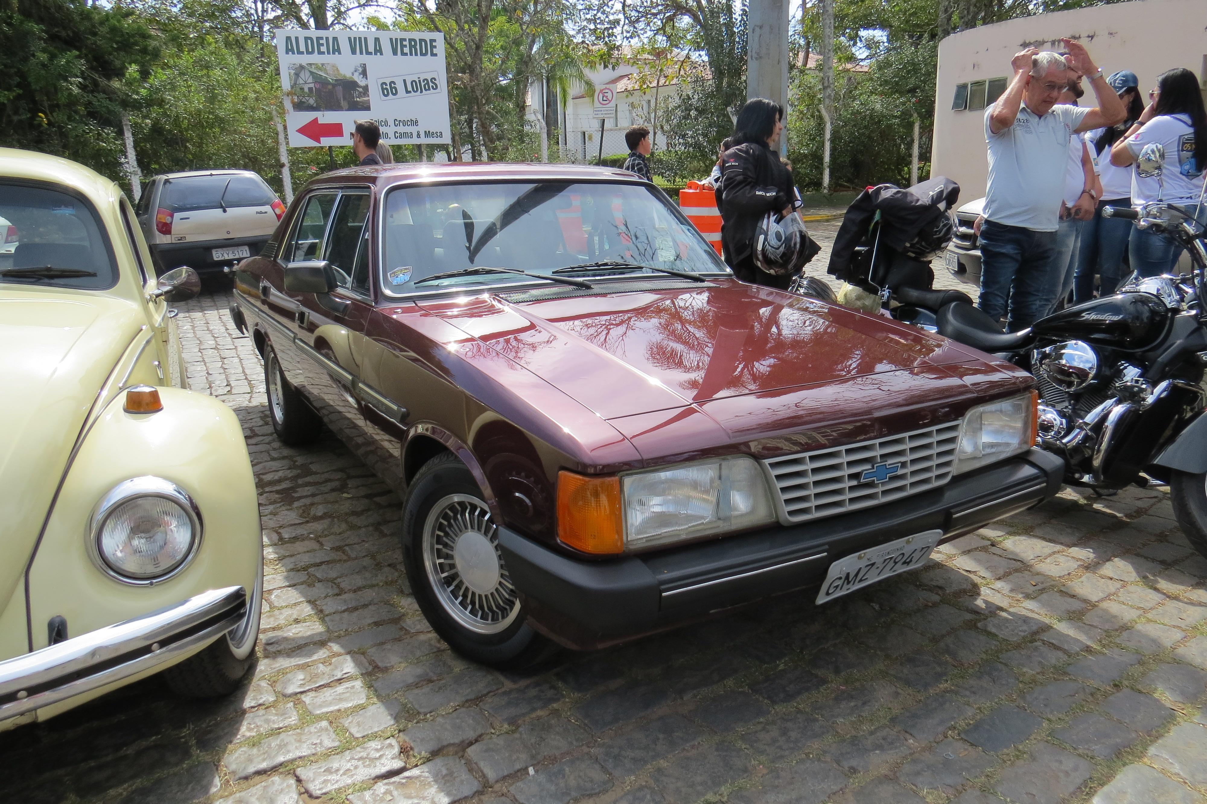 IMG 5119 - II VINTAGE CAR SÃO LOURENÇO