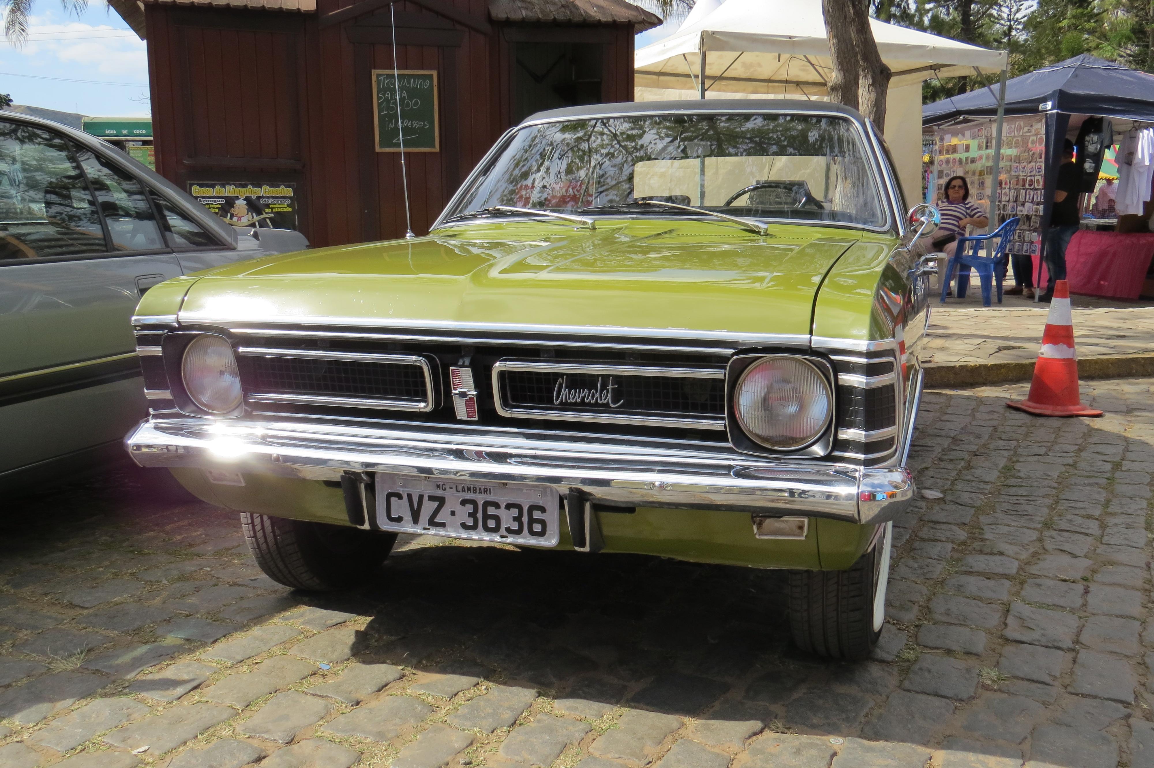 IMG 5171 - II VINTAGE CAR SÃO LOURENÇO