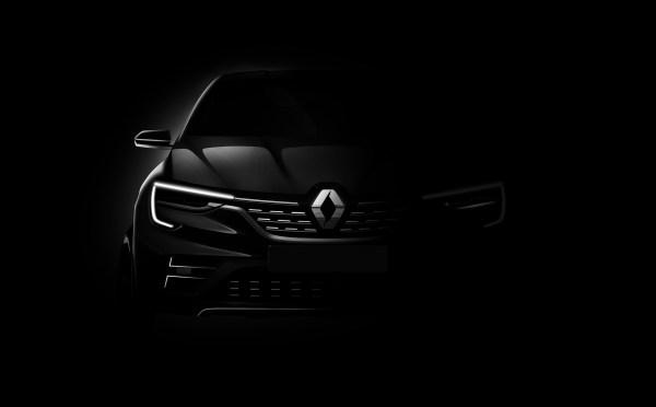 Renault C segment crossover - OLHAR SOBRE O FUTURO