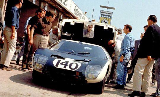 """f5 - """"FORD GT40"""" o matador de Ferraris"""