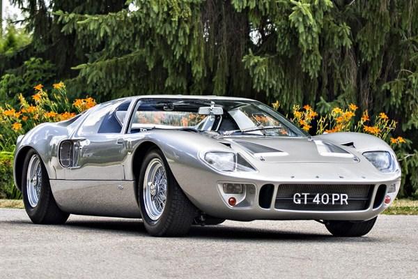 """f7 - """"FORD GT40"""" o matador de Ferraris"""