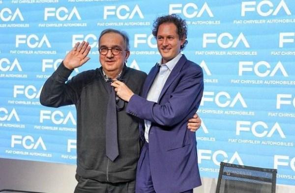 """Marchi 3 - OS DESAFIOS DA """"FCA"""" por Fernando Calmon"""