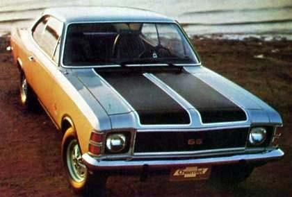 """o3 - Os 50 anos do primeiro """"Chevrolet Opala"""" produzido"""