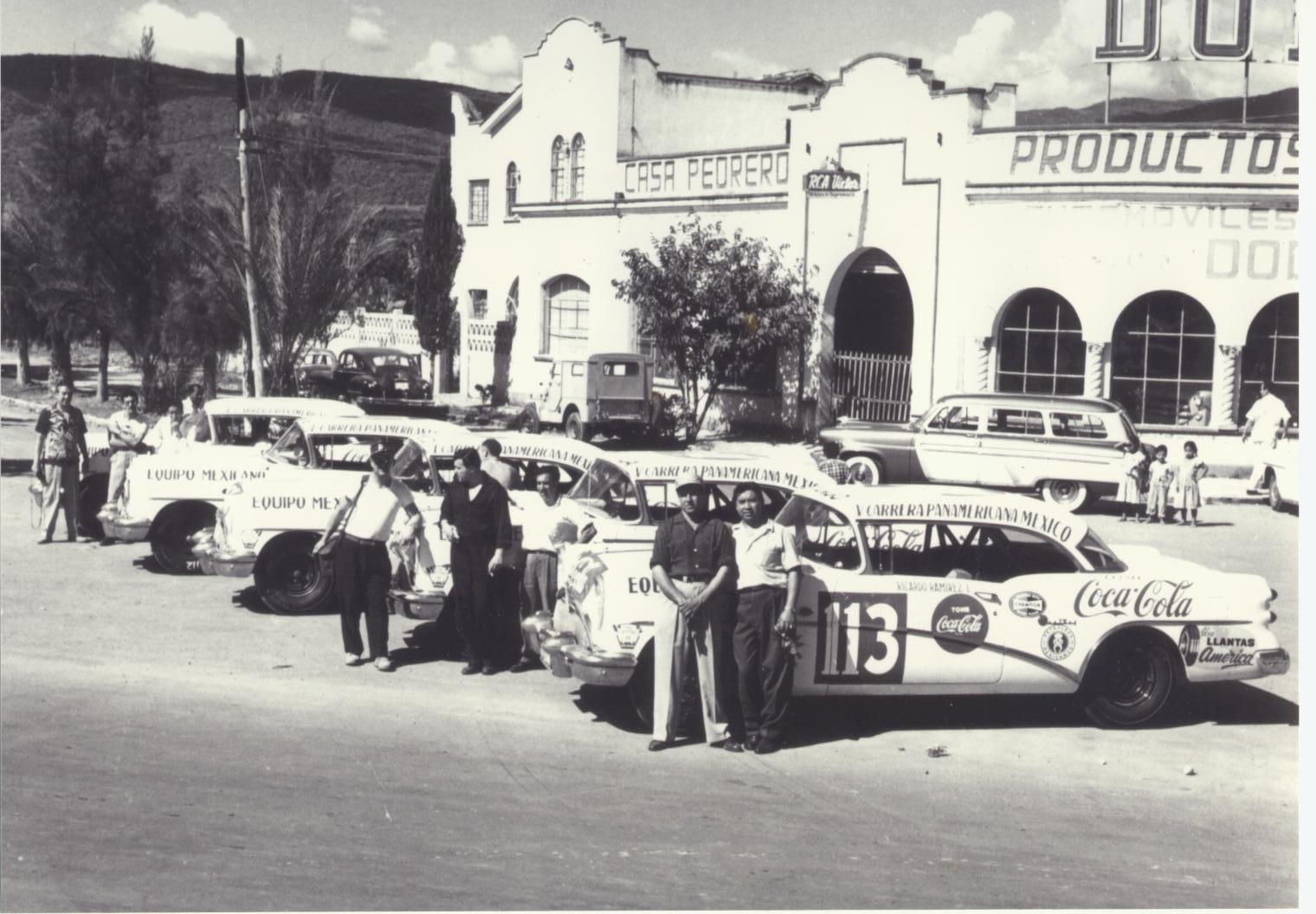 """a1 2 - A história da """"La Carrera Panamericana"""""""