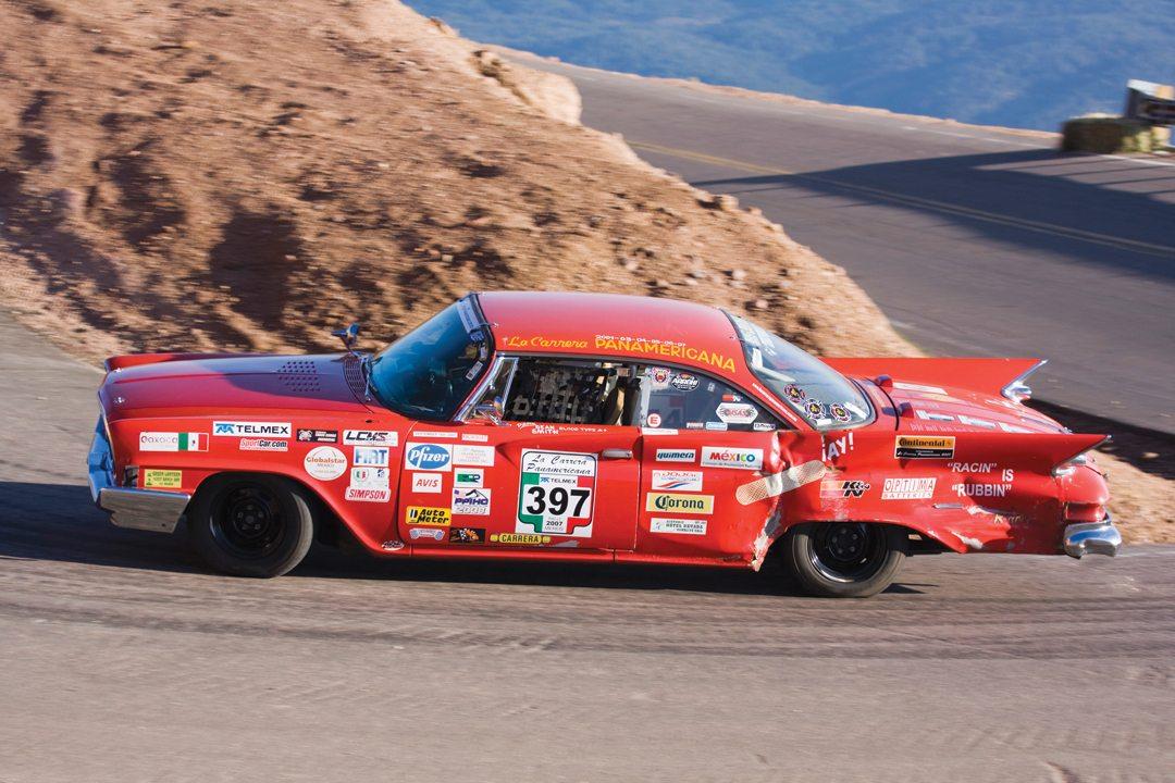 """a12 1 - A história da """"La Carrera Panamericana"""""""