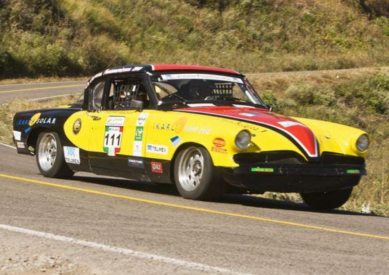 """a15 1 - A história da """"La Carrera Panamericana"""""""