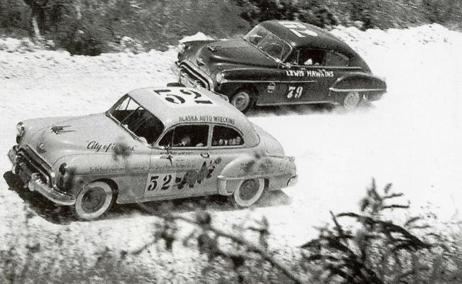"""a3 2 - A história da """"La Carrera Panamericana"""""""