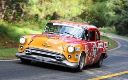 """a4 4 - A história da """"La Carrera Panamericana"""""""