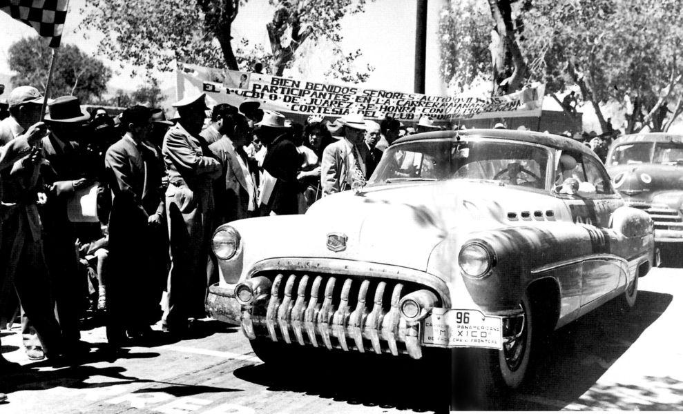 """a5 3 - A história da """"La Carrera Panamericana"""""""