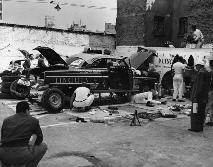 """a6 3 - A história da """"La Carrera Panamericana"""""""