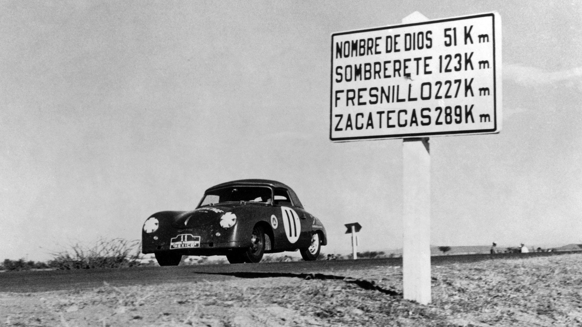 """a7 2 - A história da """"La Carrera Panamericana"""""""