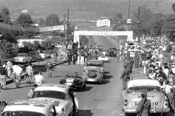 """a9 2 - A história da """"La Carrera Panamericana"""""""