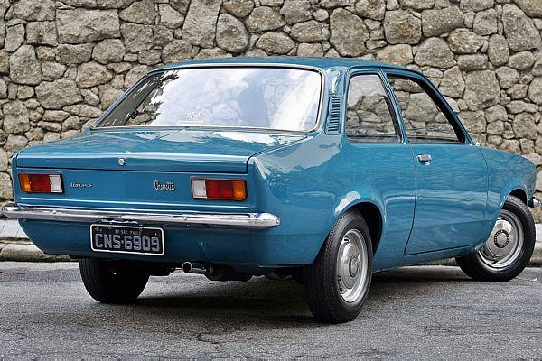 cheve - Chevrolet Chevette - 45 anos