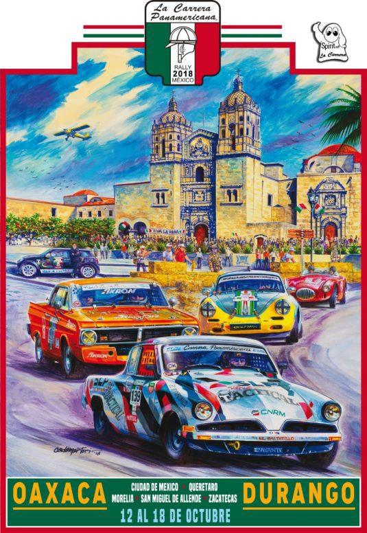 """qq1 1 - A história da """"La Carrera Panamericana"""""""