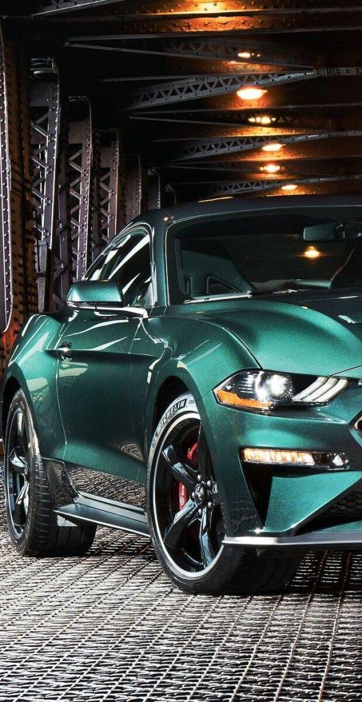 a23 528x1024 - Ford Mustang Bullitt 2019