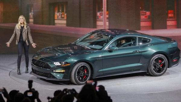 a5 2 - Ford Mustang Bullitt 2019