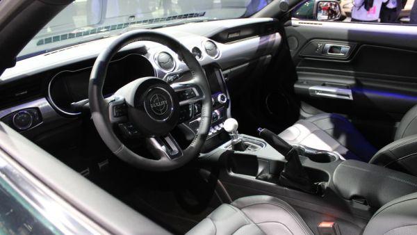 a8 2 - Ford Mustang Bullitt 2019