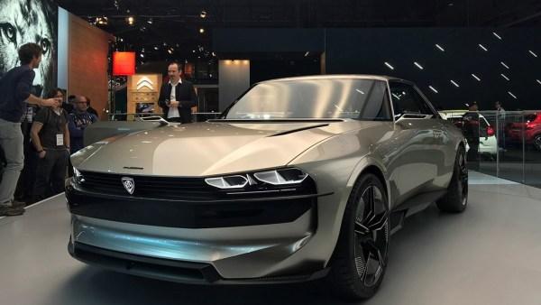 q1 2 - Salão do Automóvel de Paris 2018