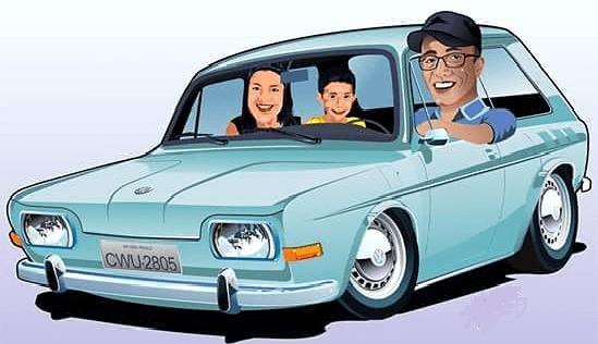 q15 - VW 1600, TL e VARIANT