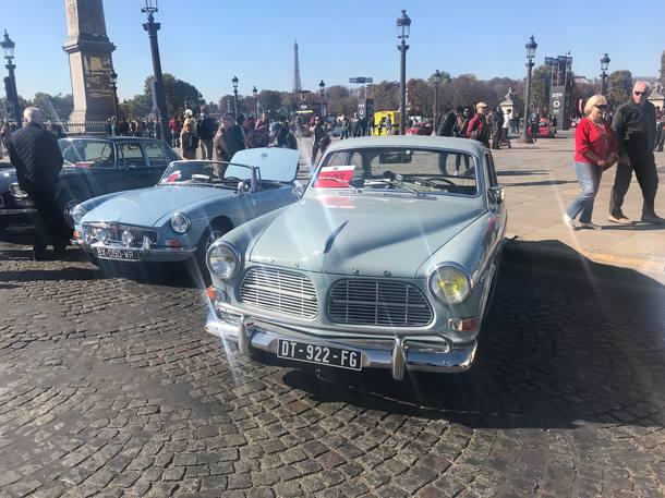 q17 - Salão do Automóvel de Paris 2018