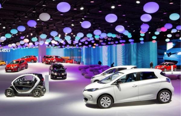 q6 3 - Salão do Automóvel de Paris 2018