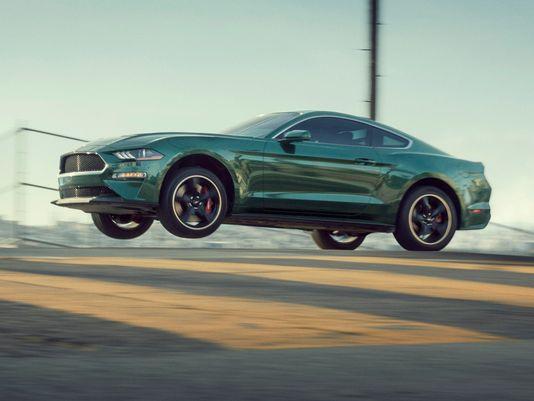 607ada2a e2b3 4f0c b2bb ef623a03544e 2019 Ford MustangBullitt LEDE - Ford Mustang Bullitt 2019