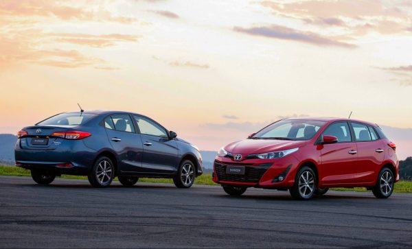 a4 - Veículos Automotores - os mais vendidos em 2018 no Brasil