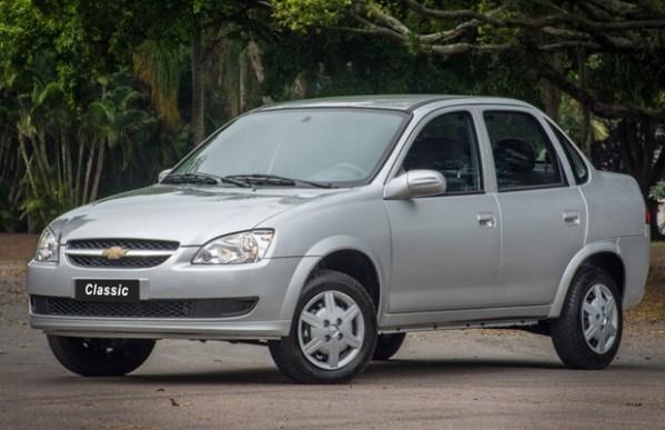 z12 - Veículos Automotores - os mais vendidos em 2018 no Brasil