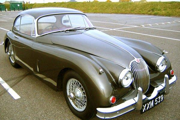 j5 - Os carros da Jaguar