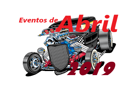 eve33 - Eventos de Abril - 2019