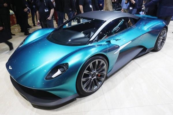 a21 - Genebra Intenational Motor Show 2019