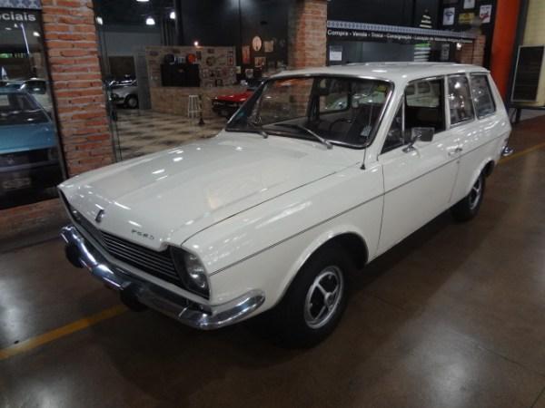 q27 - Ford Corcel e Belina