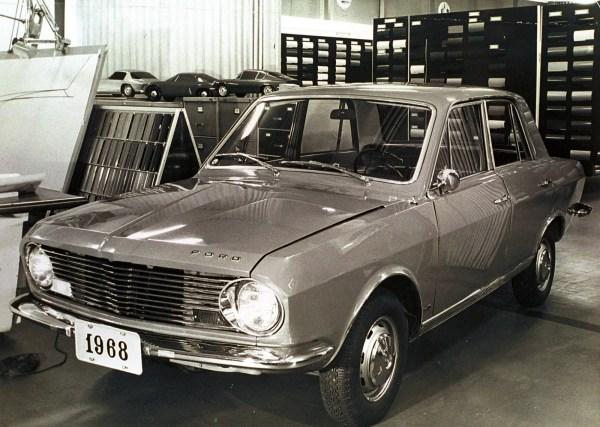 q5 8 - Ford Corcel e Belina