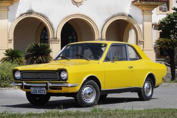 q7 7 - Ford Corcel e Belina
