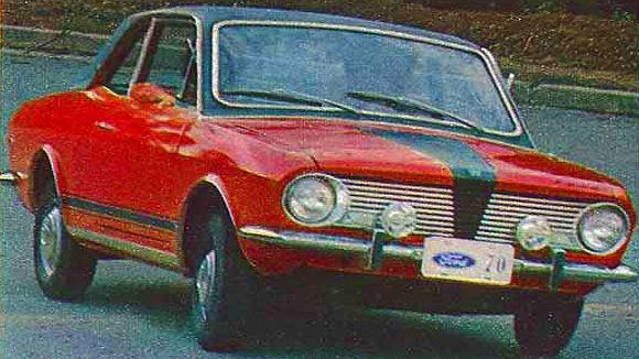q8 6 - Ford Corcel e Belina