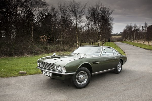 w13 2 - Aston Martin - o puro Inglês