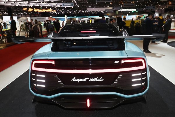 w13 - Genebra Intenational Motor Show 2019