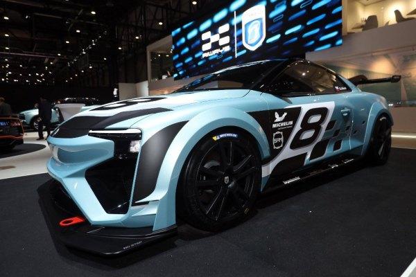 w14 - Genebra Intenational Motor Show 2019