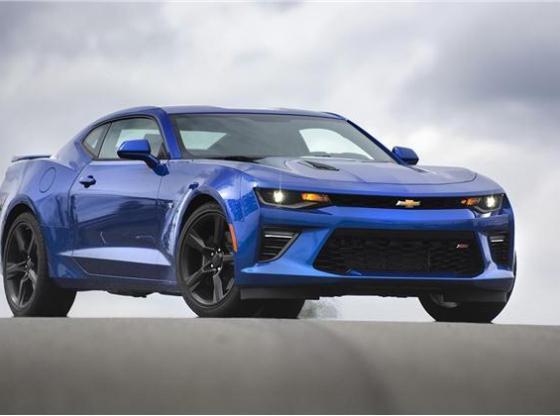 """z2 capa - """"Camaro"""" o coupé esportivo da Chevrolet"""
