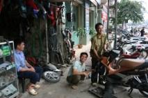 Hanoi mechanics
