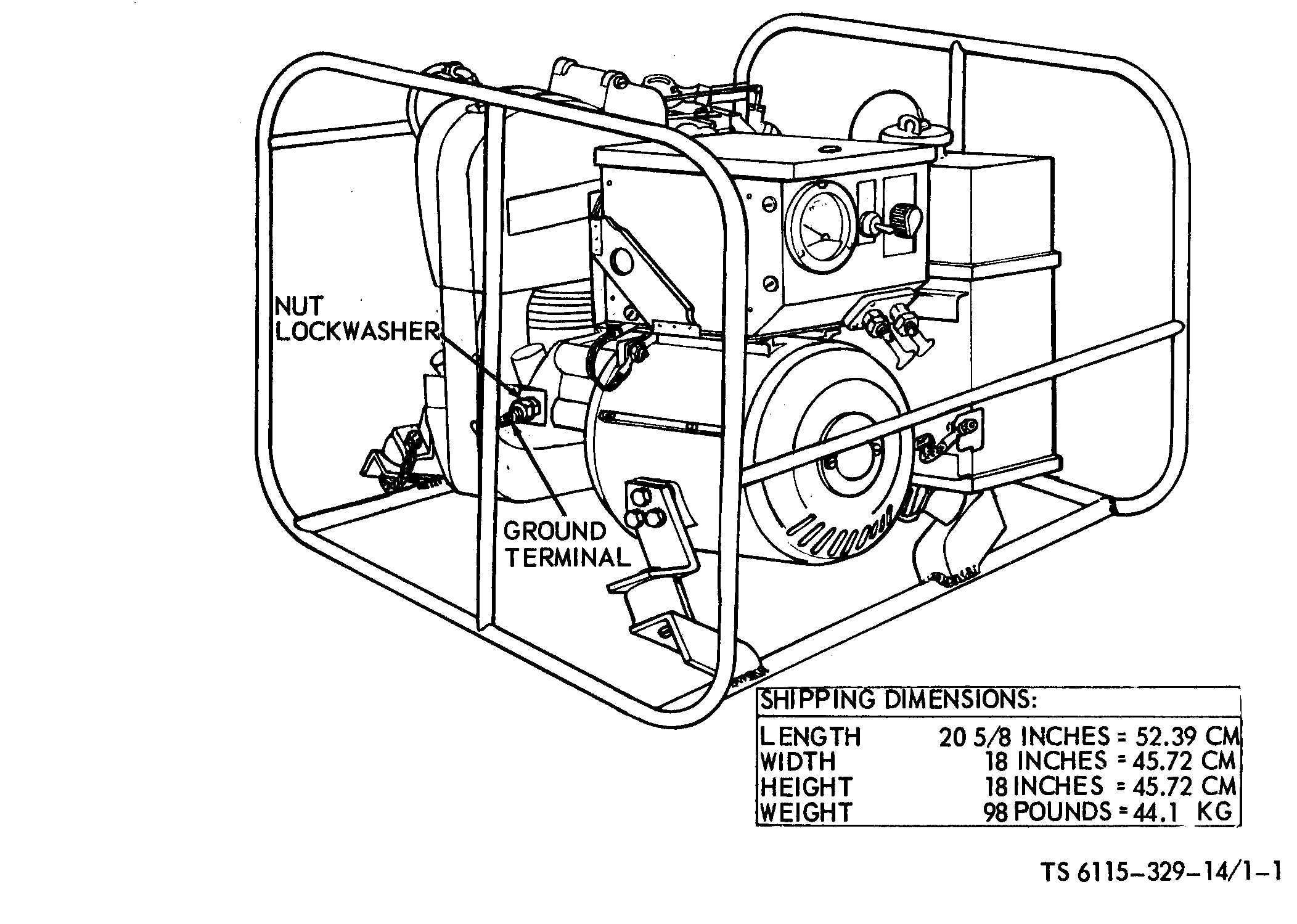 Onan Rv Generator Part Diagram