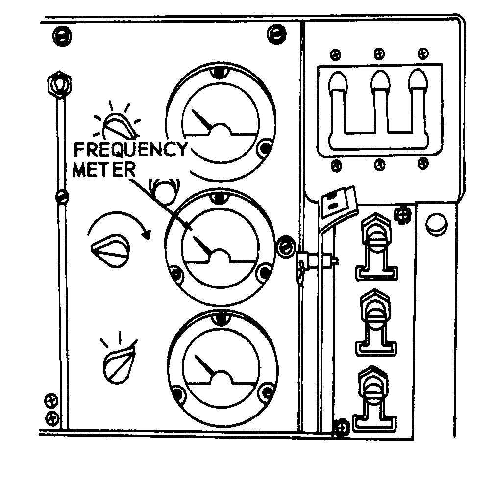 Voltage Adjusting Rheostat.