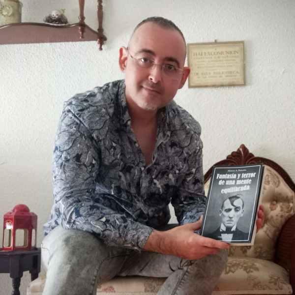Entrevista a Marcos A. Palacios, autor de «Fantasía y terror de una mente equilibrada»