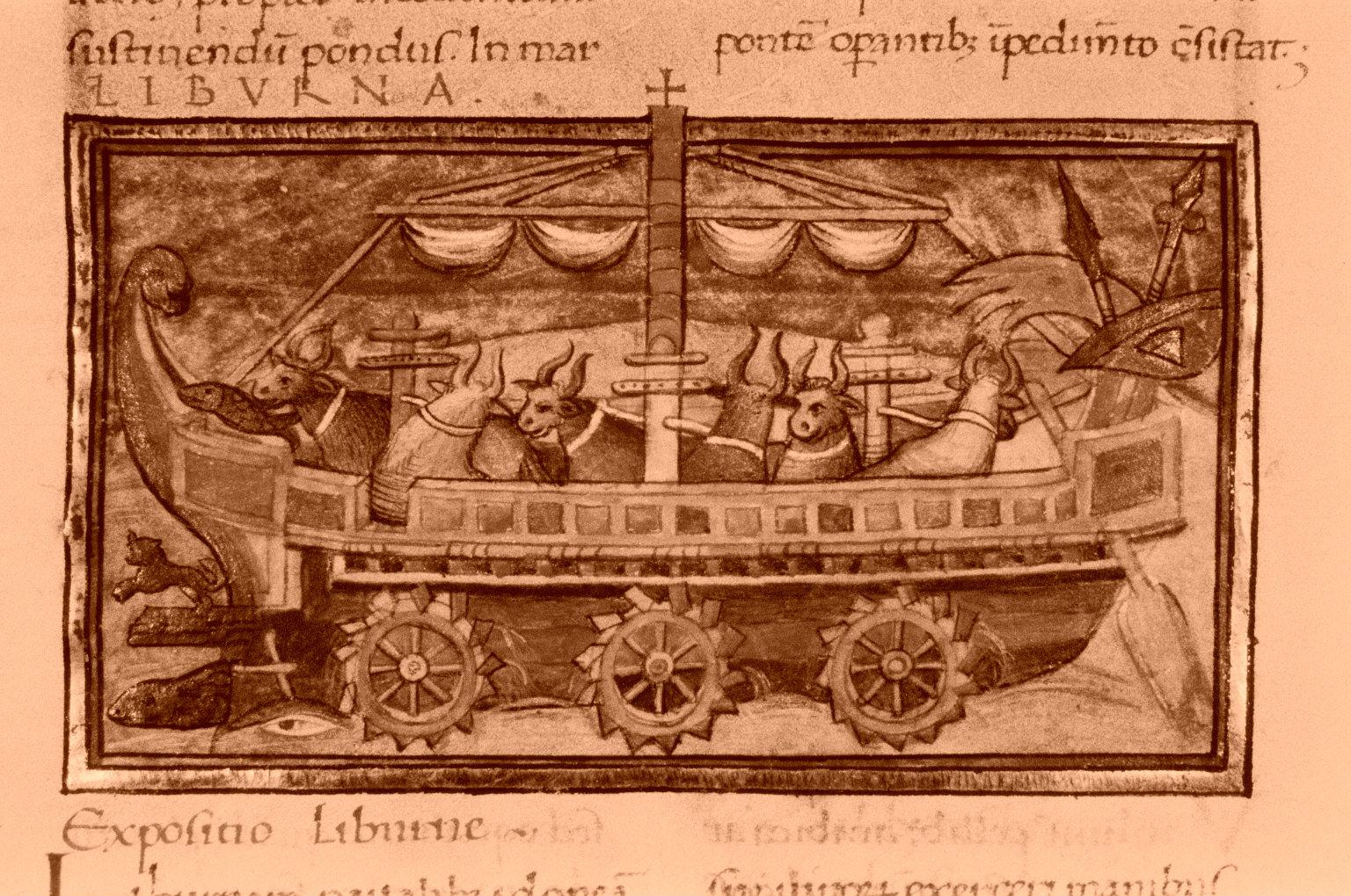 El vapor imaginario: Inventos, barcos y obras de teatro para un tal Blasco de Garay