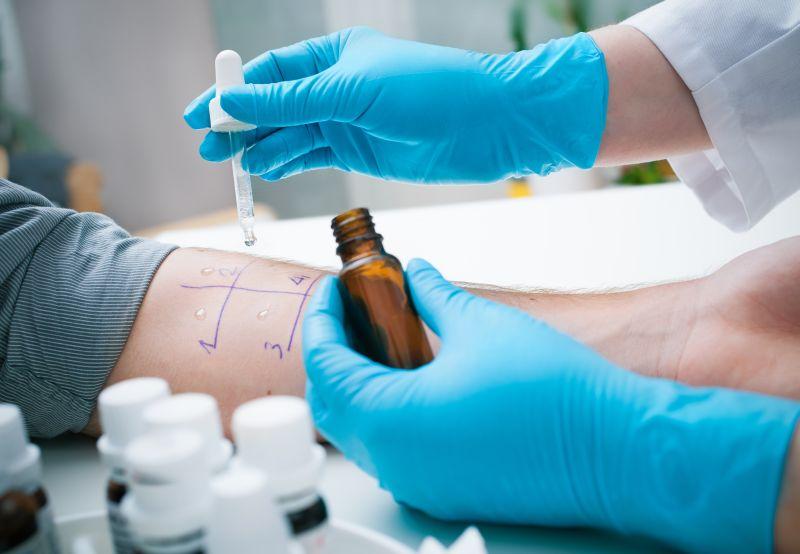 Gáspár Dental fogászati allergia vizsgálat