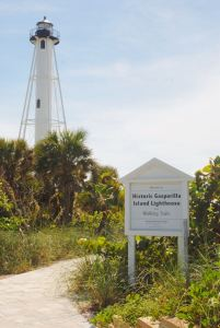 The lighthouses of Boca Grande is #4 on our top 10 things to do on Boca Grande.