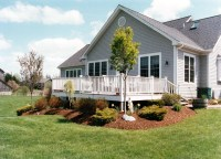 Landscaping: Landscaping ideas around deck pictures Learn how